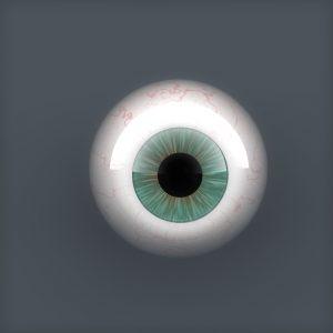 3D Art Auge